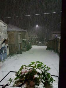 Neve a Comerconi