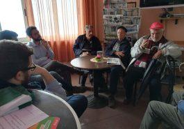 riunione movimento federalista europeo