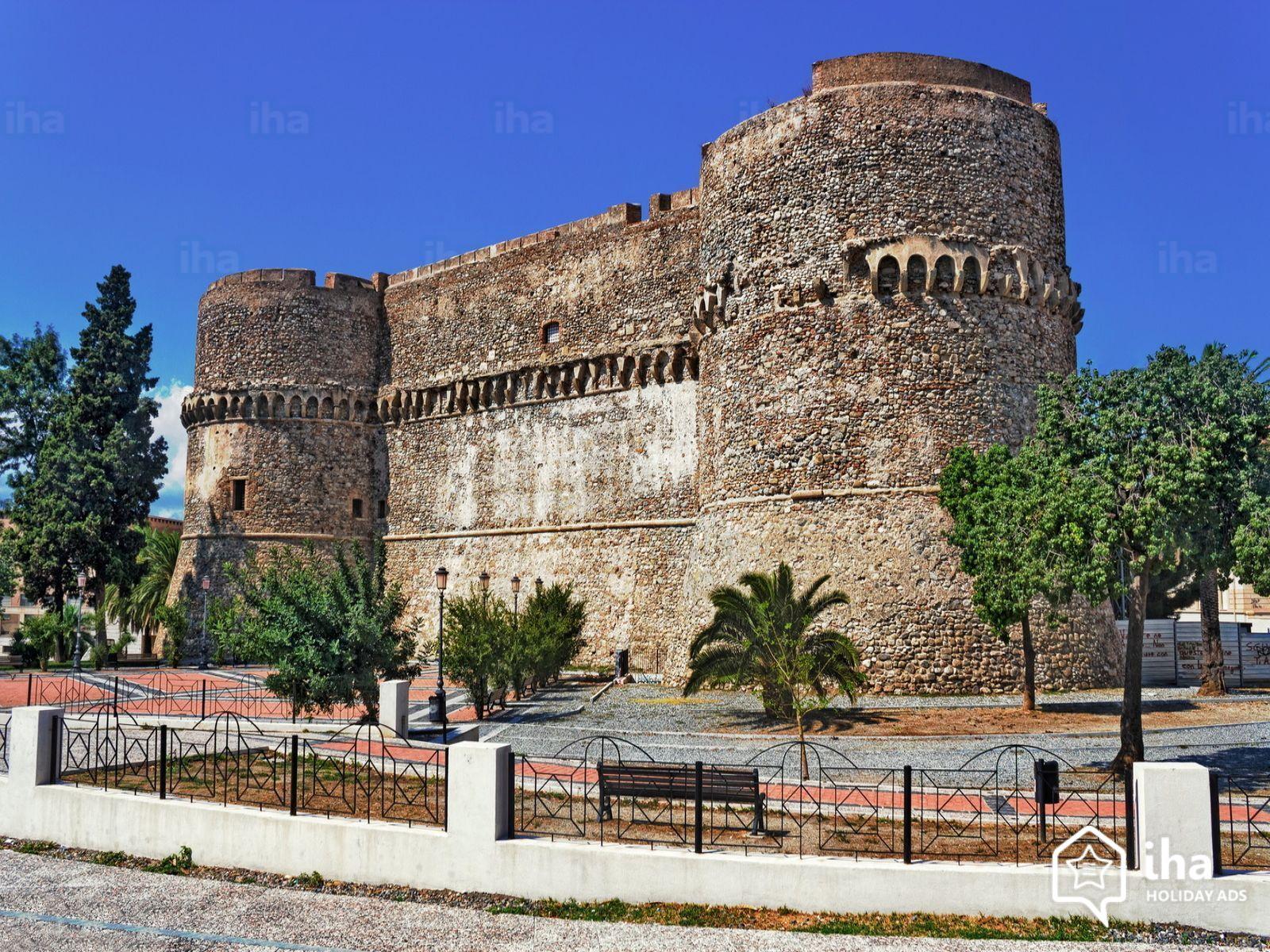 Il castello aragonese di reggio calabria for Affitti arredati reggio calabria