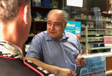Nicotera, riapre il 4 la tabaccheria del testimone di giustizia Carmine Zappia