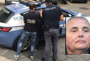 Arrestato dalla Polizia di Stato il latitante Agostino Papaianni